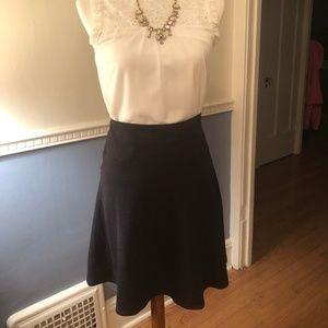 EUC - Athleta Charcoal Grey Skirt size 10